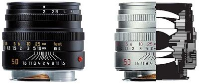 50mm F 2 Summicron M Leica Wiki English