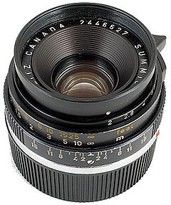 leica summicron 35mm f2 serial numbers